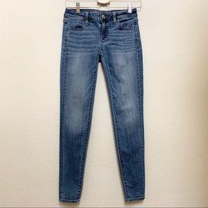 American Eagle Super Low Jeans